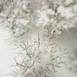 雪は浄化してる**